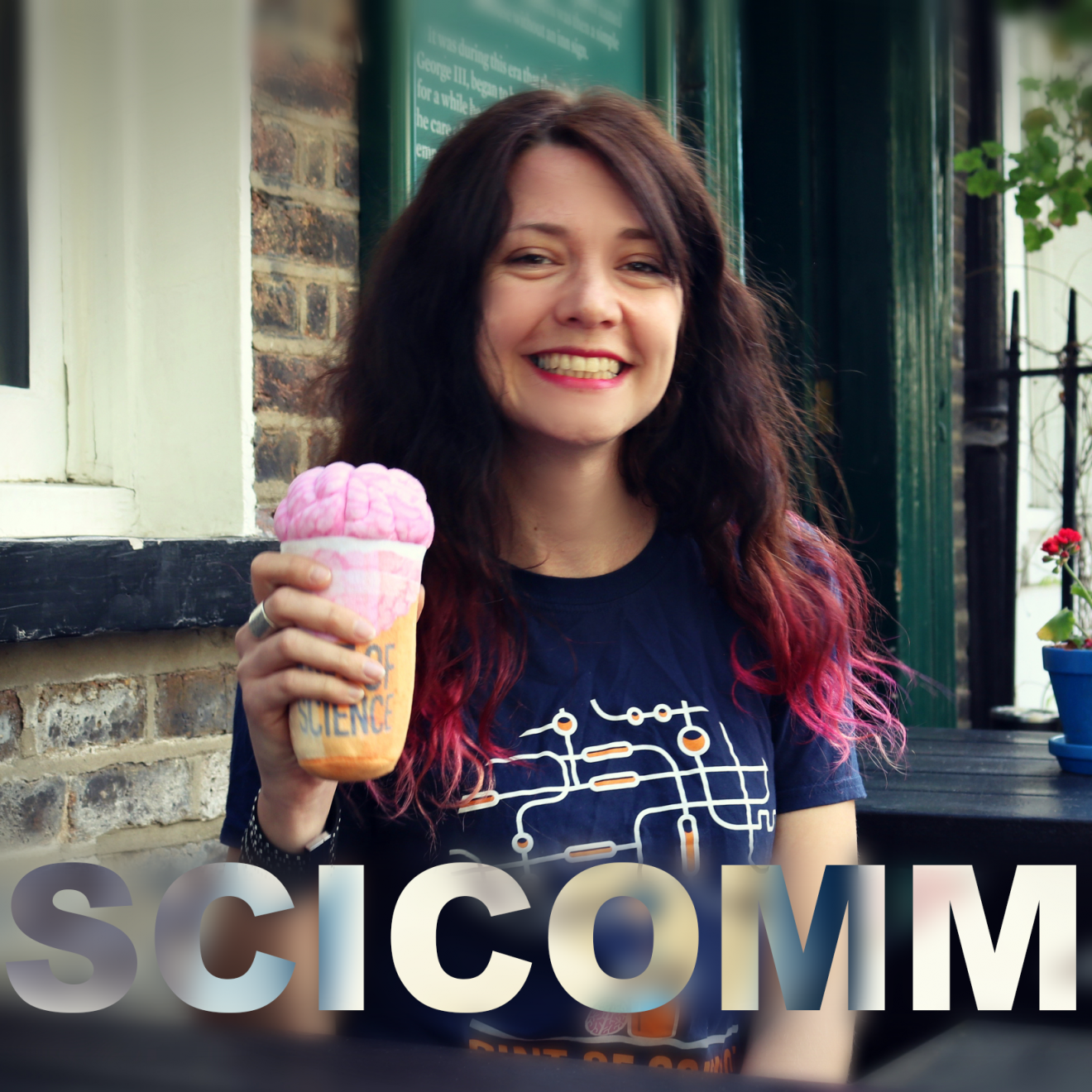 25 SciComm: Pint of Science - with Elodie Chabrol