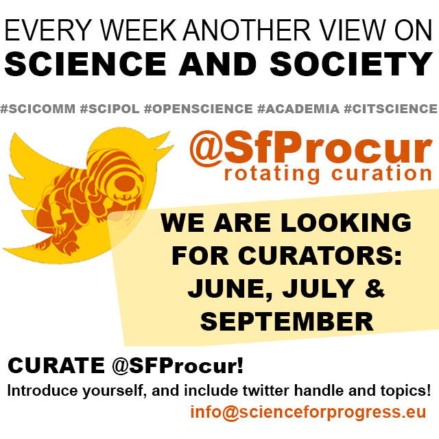 We are looking for sfprocur curators!